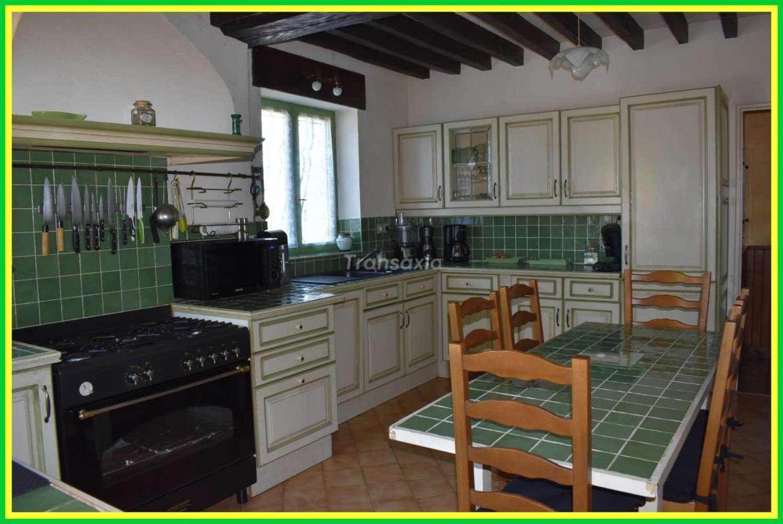 Bléneau Yonne Haus Bild 4487447