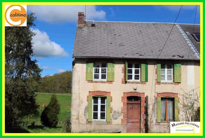 Bénévent-l'Abbaye Creuse huis foto 4487440
