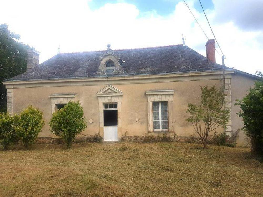 Seiches-sur-le-Loir Maine-et-Loire Haus Bild 4487596
