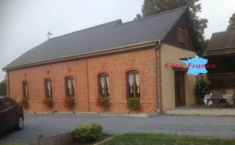 Origny-en-Thiérache Aisne Haus Bild 4472728