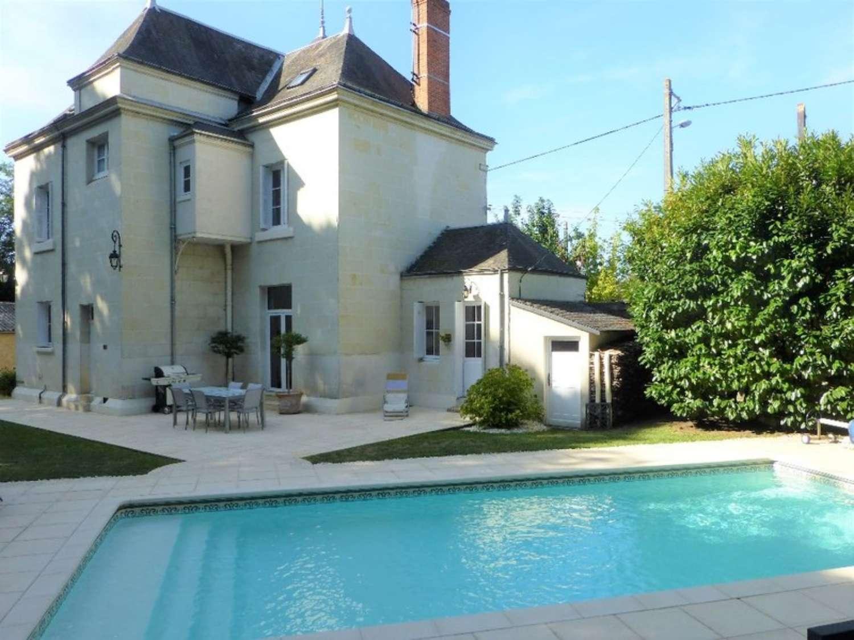Châtellerault Vienne Haus Bild 4488609
