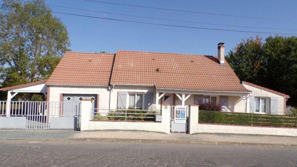 Les Aix-d'Angillon Cher Haus Bild 4473232