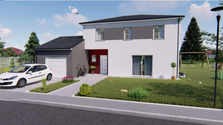 Lisle-en-Rigault Meuse Haus Bild 4479892