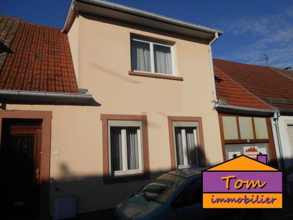 Bischwiller Bas-Rhin Haus Bild 4474926