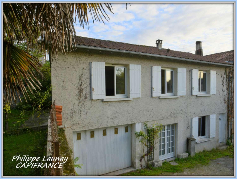 Ribérac Dordogne dorpshuis foto 4474593
