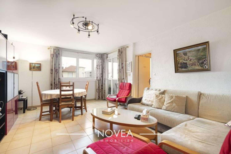 Villeurbanne Rhône appartement photo 4492240