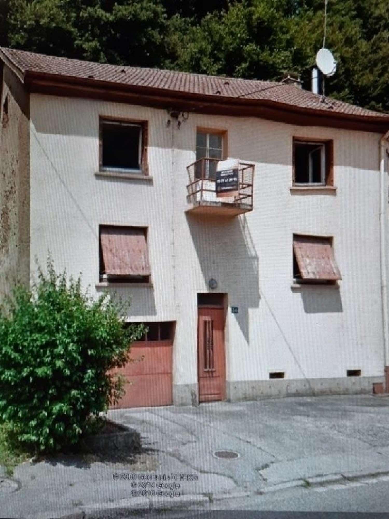 La Petite-Raon Vosges Haus Bild 4472576