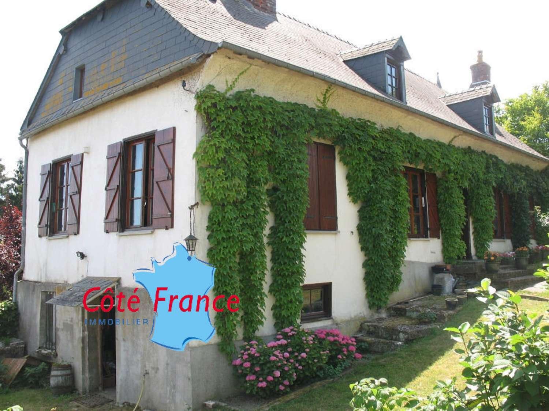 Nampcelles-la-Cour Aisne Haus Bild 4472732