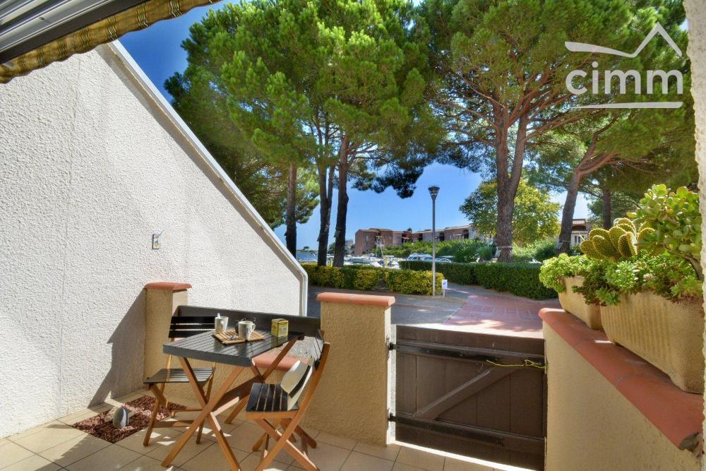 for sale apartment Saint-Cyprien-Plage Languedoc-Roussillon 1