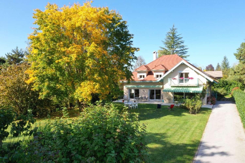 Menthon-Saint-Bernard Haute-Savoie Villa Bild 4493790