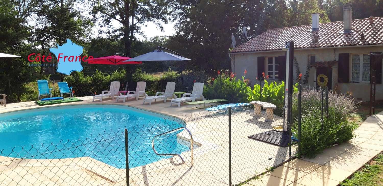 Sarlat-la-Canéda Dordogne huis foto 4493267