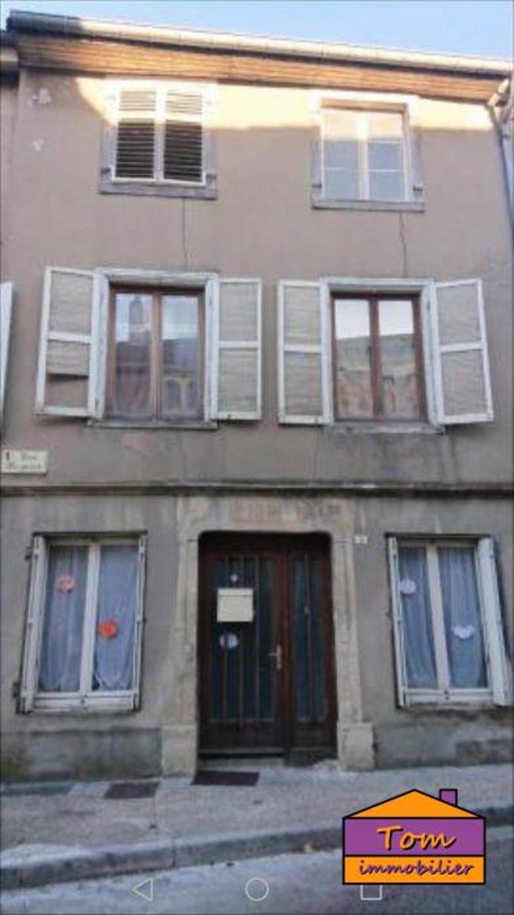 Vic-sur-Seille Moselle Haus Bild 4474938