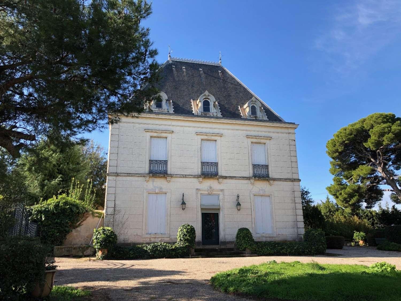 Agde Hérault wijngaard foto 4487032