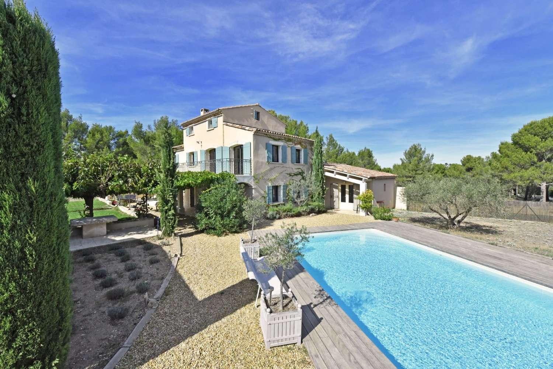 Eygalières Bouches-du-Rhône villa foto 4487042