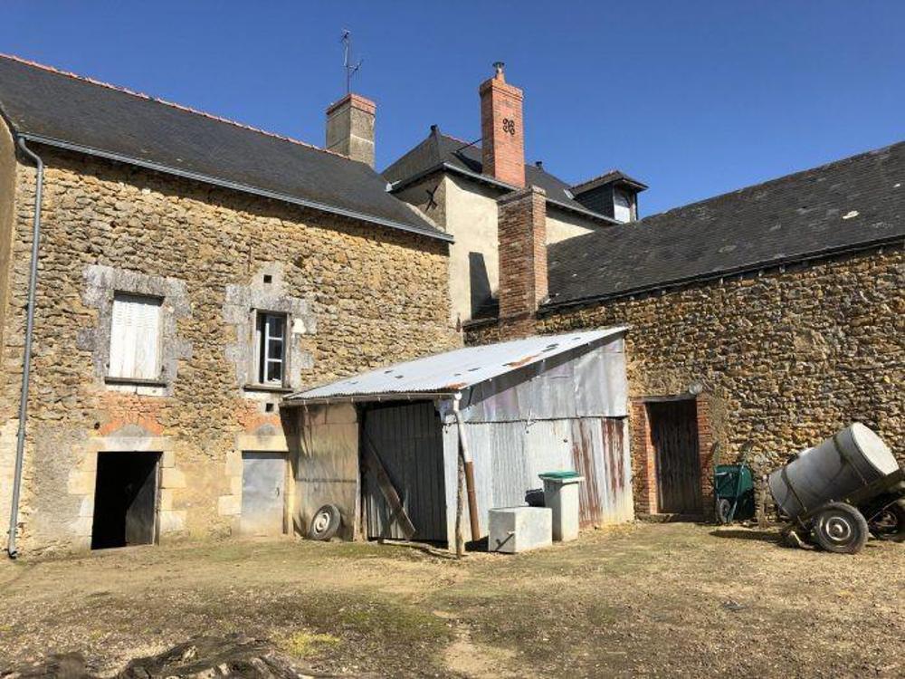 Montigné-les-Rairies Maine-et-Loire huis foto 4487557