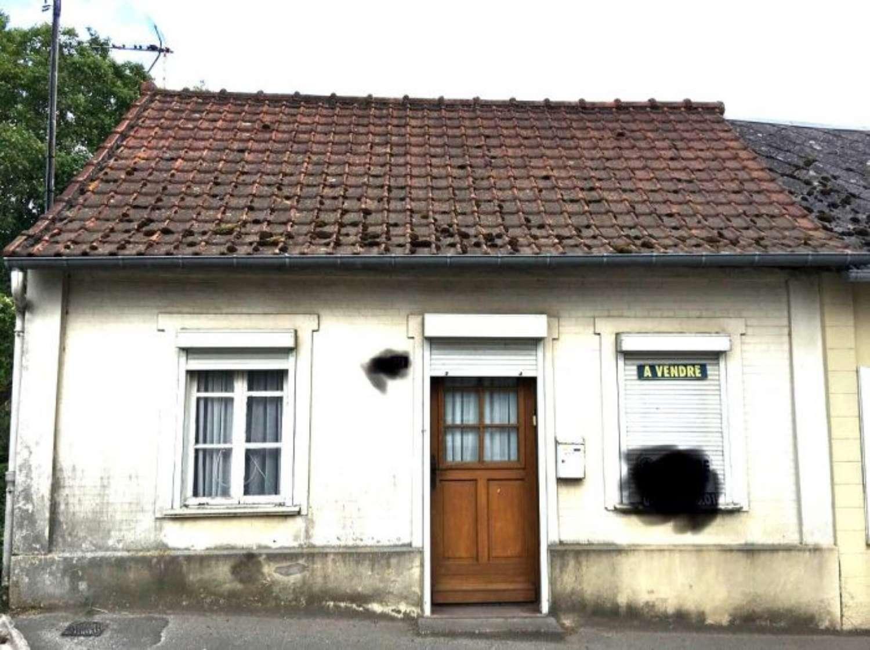 Oisemont Somme Haus Bild 4494521