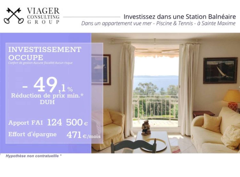 Sainte-Maxime Var appartement photo 4487391