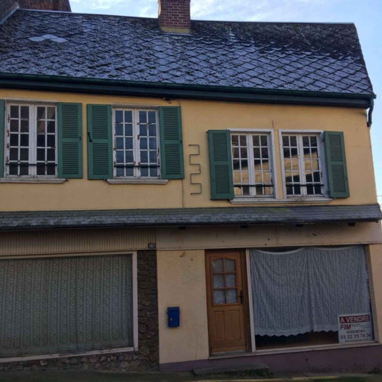 Oisemont Somme Haus Bild 4494520