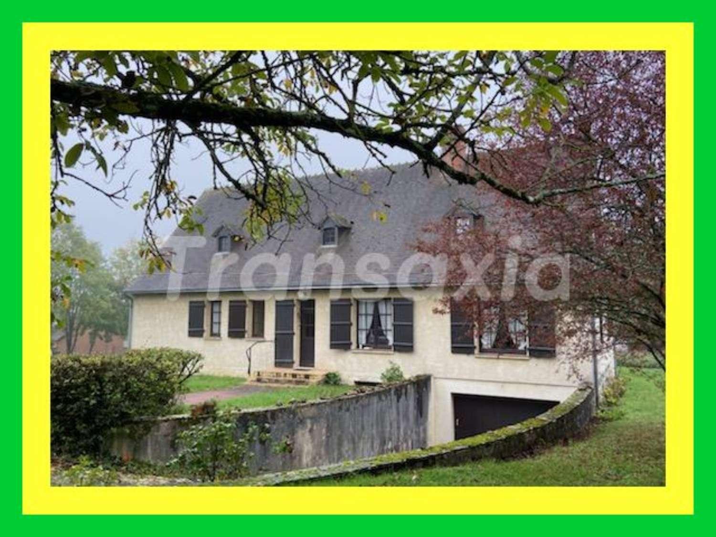 Buzançais Indre huis foto 4473378