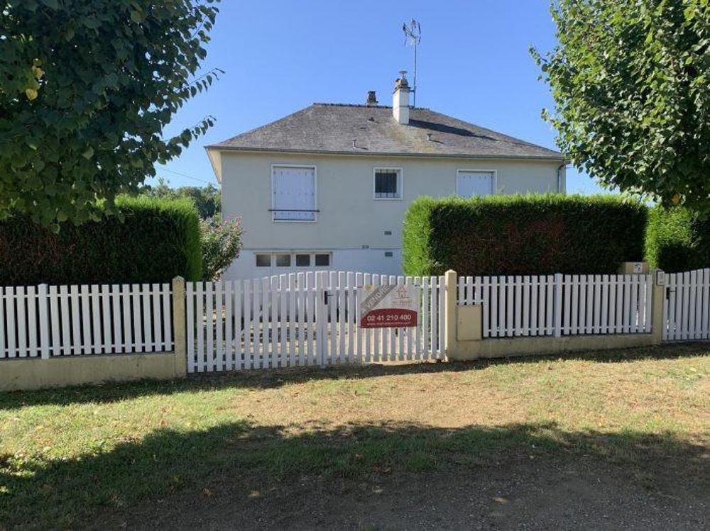 Jarzé Maine-et-Loire Haus Bild 4487576