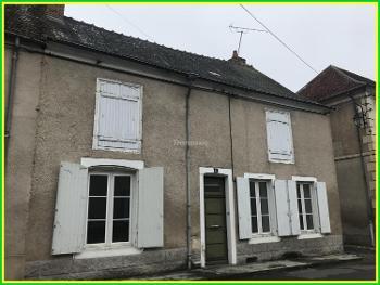 Dun-sur-Auron Cher maison de ville photo 4487433