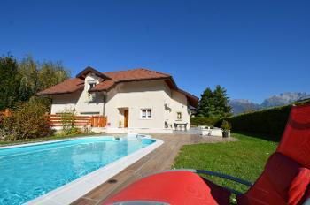 Sévrier Haute-Savoie villa foto