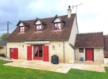 Mauvières Indre Haus Bild 4489348