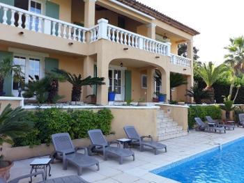 Sainte-Maxime Var Villa Bild 4493775