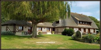 Deauville Calvados landgoed foto