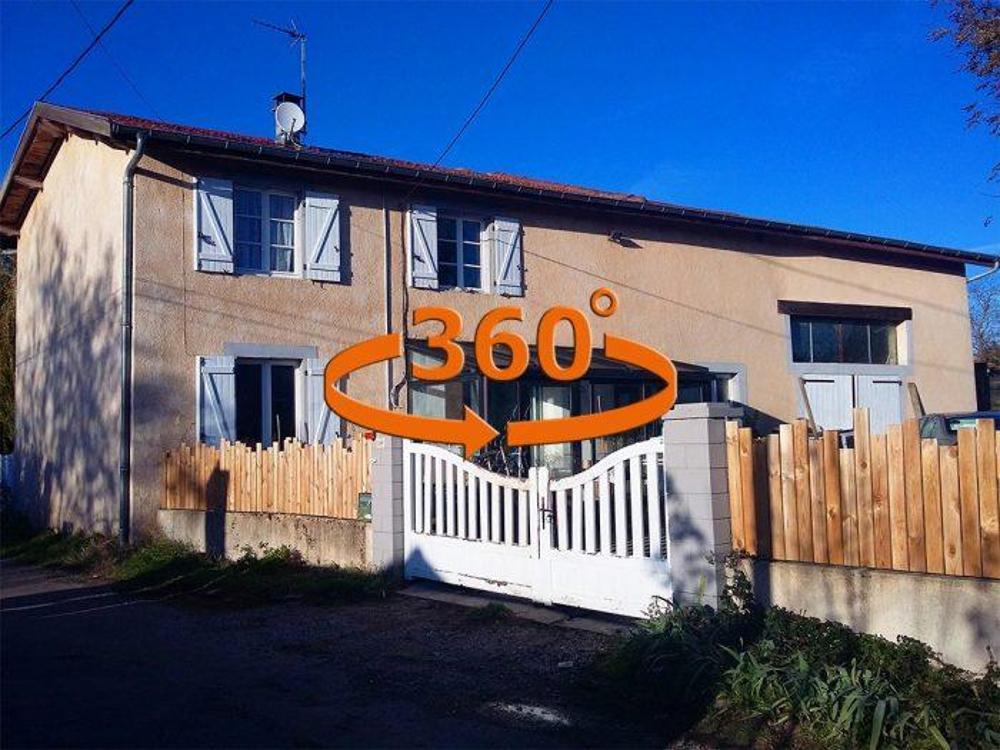 te koop huis Saint-Jean-de-Bournay Rhône-Alpes 1