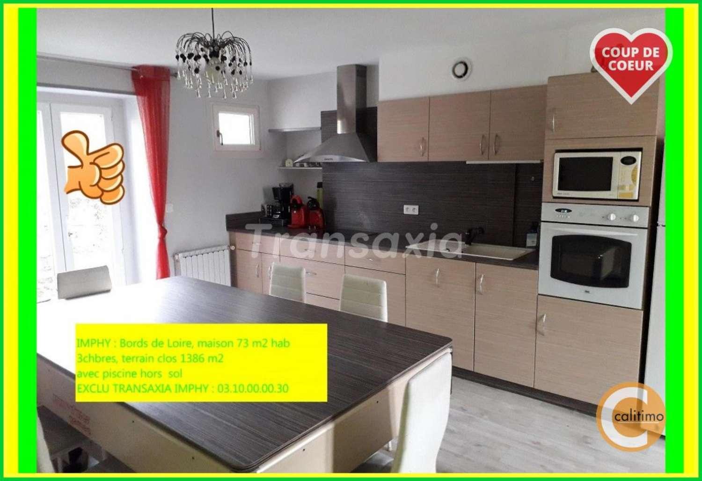 Imphy Nièvre huis foto 4515112