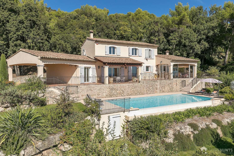 Tourette-sur-Loup Alpes-Maritimes villa foto 4534493