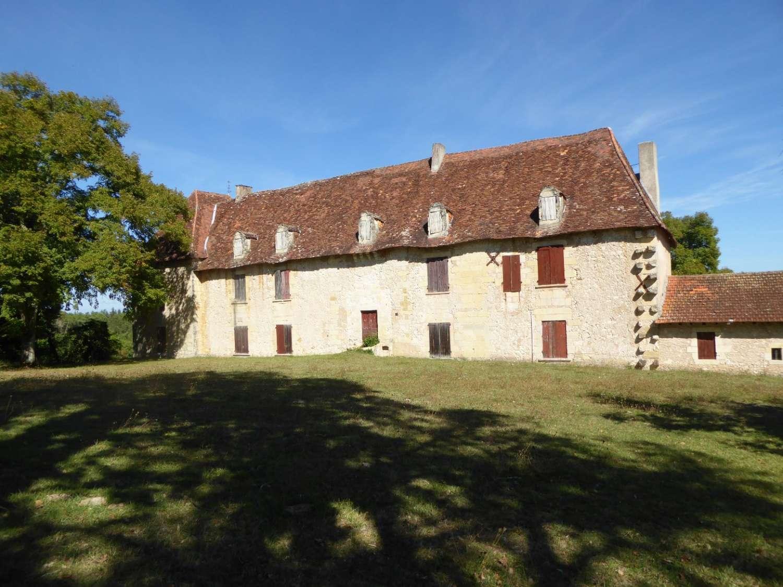 Eyliac Dordogne landgoed foto 4531568