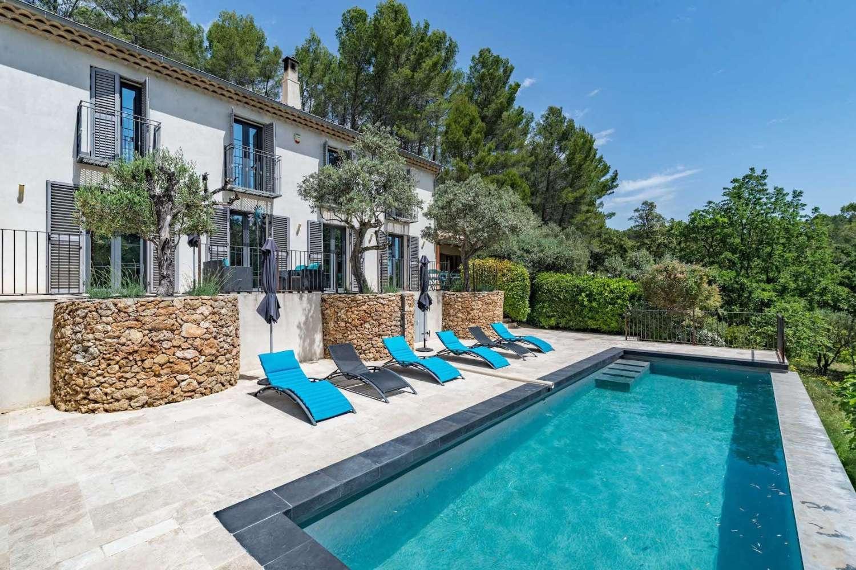 Salernes Var Villa Bild 4533489
