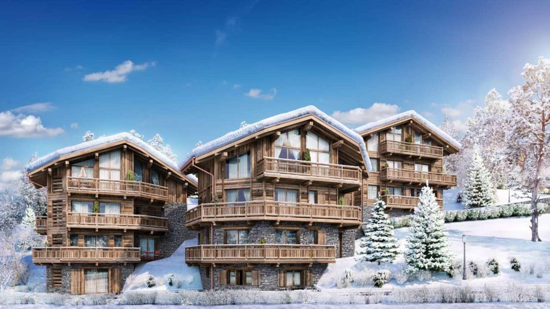 Courchevel Savoie villa picture 4534376