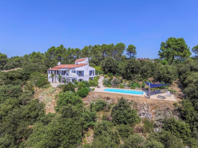Lorgues Var villa foto 4533883