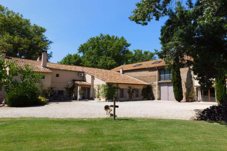 Les Baux-de-Provence Bouches-du-Rhône landgoed foto 4530176