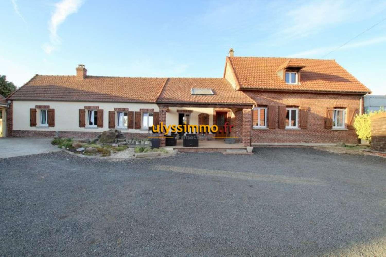 Beaufort-en-Santerre Somme huis foto 4537461