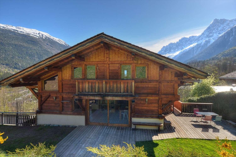Les Houches Haute-Savoie villa picture 4532613