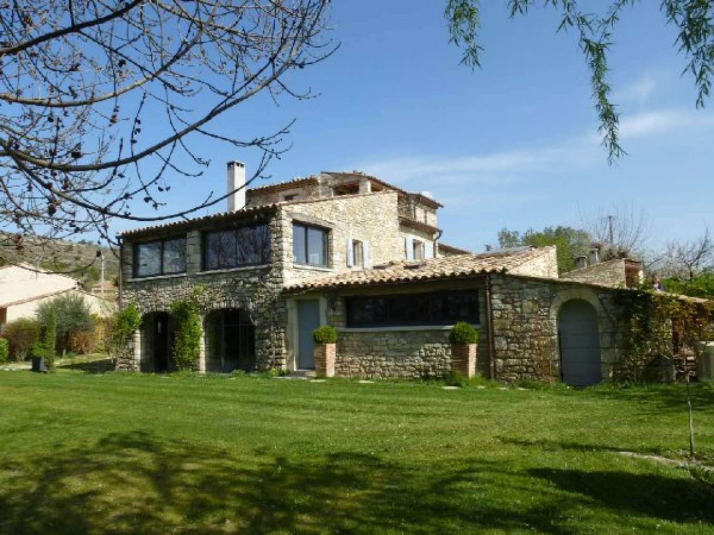 Forcalquier Alpes-de-Haute-Provence villa photo 4531498