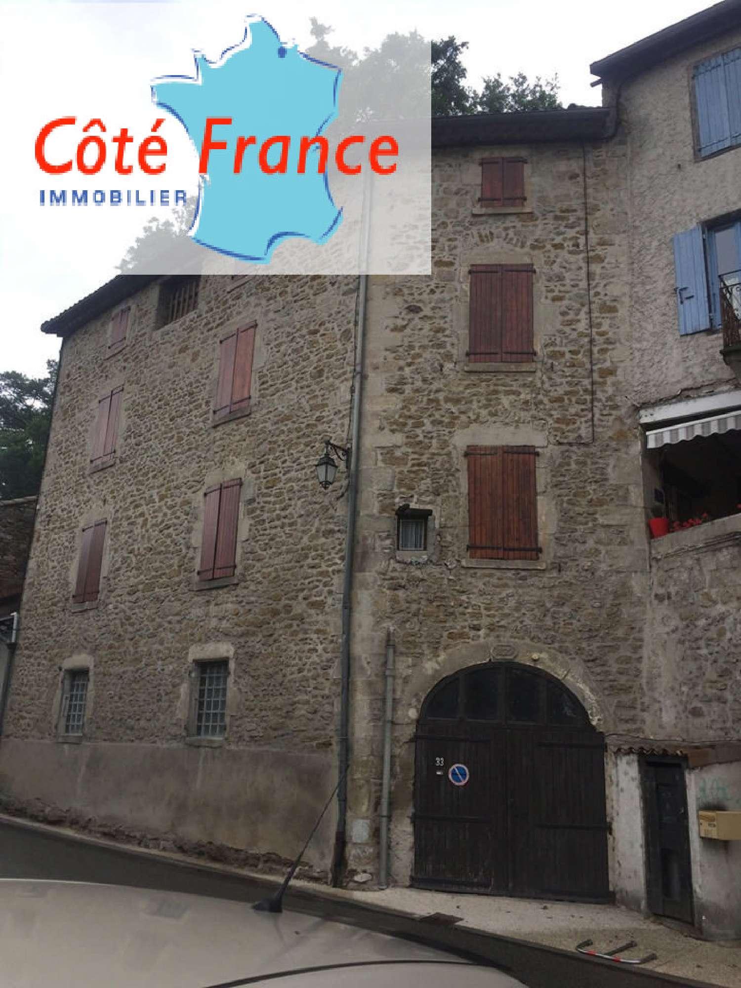 à vendre maison Largentière Rhône-Alpes 1