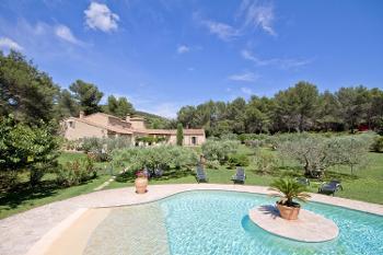 Les Baux-de-Provence Bouches-du-Rhône villa foto 4530374