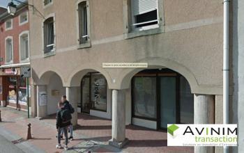 Remiremont Vosges Gewerbeimmobilie Bild 4576596