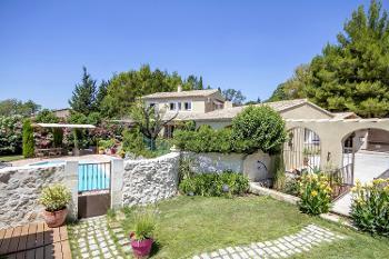 Paradou Bouches-du-Rhône villa foto 4533511