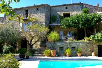 Uzès Gard villa photo 4573395