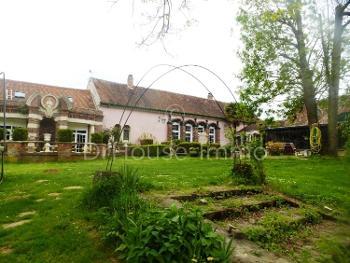 Sigy Seine-et-Marne Landgut Bild 4517319