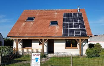 Neufchâtel-Hardelot Pas-de-Calais Villa Bild 4513368