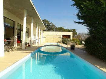 Nîmes Gard Villa Bild 4531895