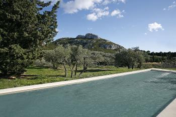 Les Baux-de-Provence Bouches-du-Rhône villa foto 4532632