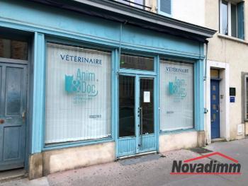 Nancy Meurthe-et-Moselle bedrijfsruimte/ kantoor foto 4506917